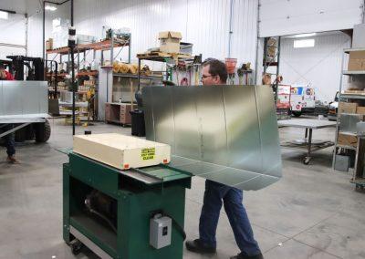 Sheet Metal Fabrication - bend process