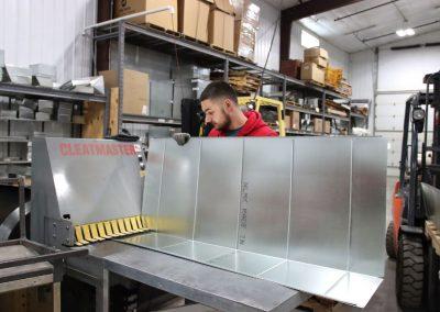Sheet Metal Fabrication - bends