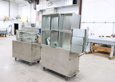 Sheet Metal Fabrication - fina product